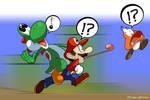 Ridin Mario