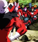 Dragon Ball Super Ending 11 - Team universe 11