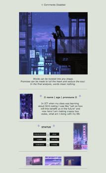 [F2U] City Lights Non-Core Code