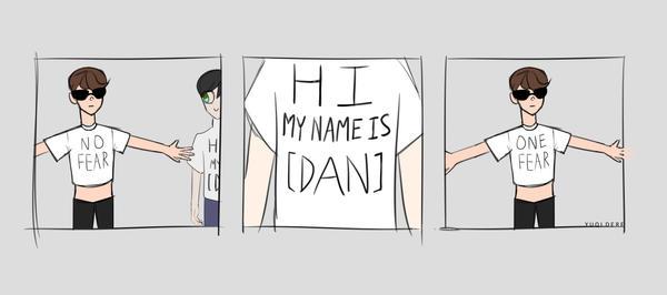 Dan has ONE fear by Chromlyte