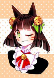 A kyoot meow meow