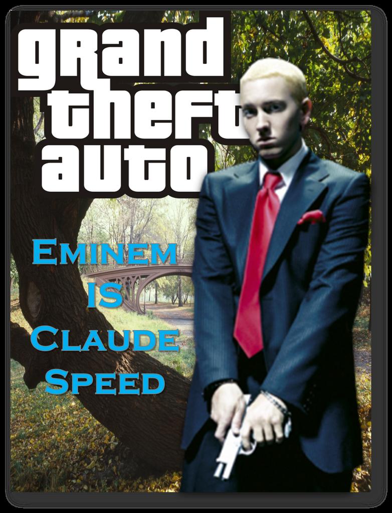 Eminem Poster GrandVintage Eminem Poster