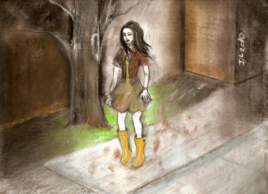 Clarisse by snakegirl94