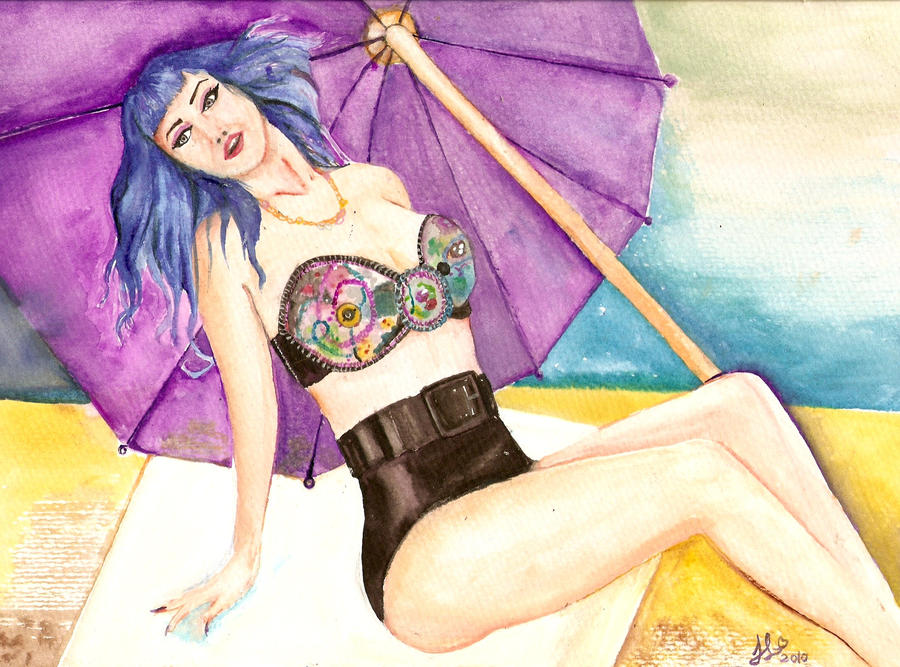 California Gurls by snakegirl94