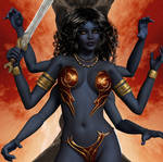 KALI: The Great Mother of Time
