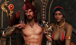 JAFAR: Royal Vizier of Agrabah