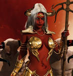 AKELDAMA: The Warrior Princess of Hell