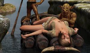 RACHEL FOX: Cargo for Goblins by Furbs3D