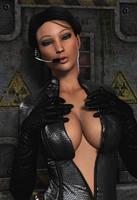 MARIA HILL: S.H.I.E.L.D Eyecandy by Furbs3D
