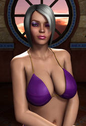 IVY VALENTINE: Like what you see? by Furbs3D
