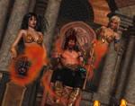JAFAR: Mystics of the Djinn.