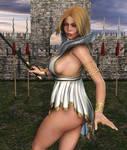 ATHENA - Goddess of War (Game of War)