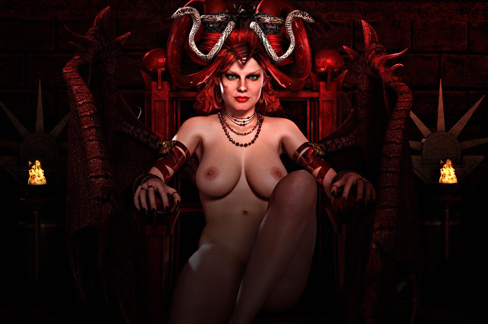 LILITH: Dark Mother Divine (Color)