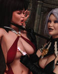 VAMPIRELLA vs LADY DEATH (4)