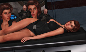 BLACK WIDOW: Alien Abduction