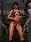VAMPIRELLA: Zombie Apocalypse