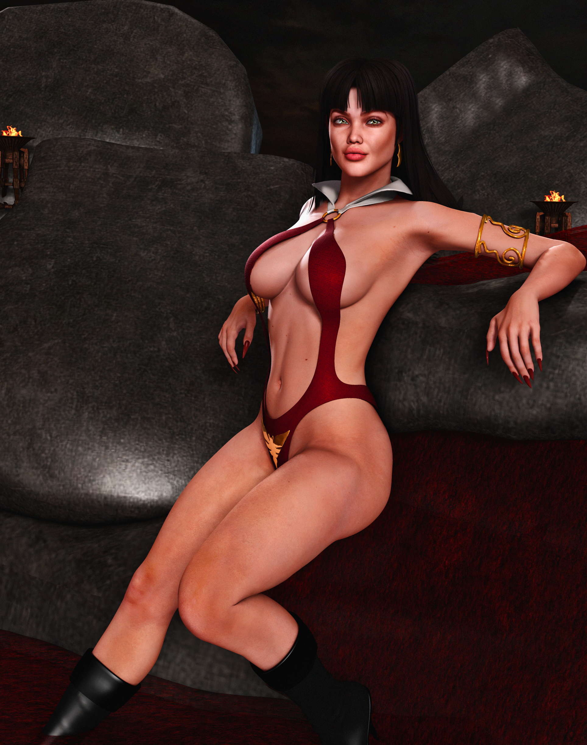 VAMPIRELLA: Waters of Acheron