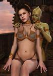 PRINCESS LEIA: Massage (1)