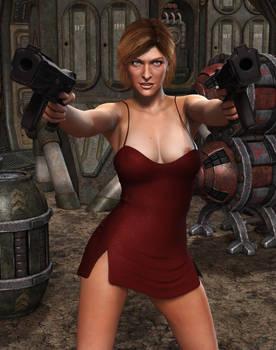 ALICE: Resident Evil (Blonde)