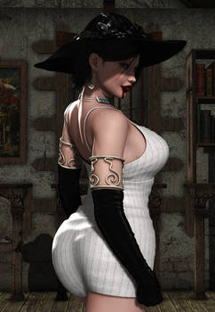 LADY DIMITRESCU: Blood...