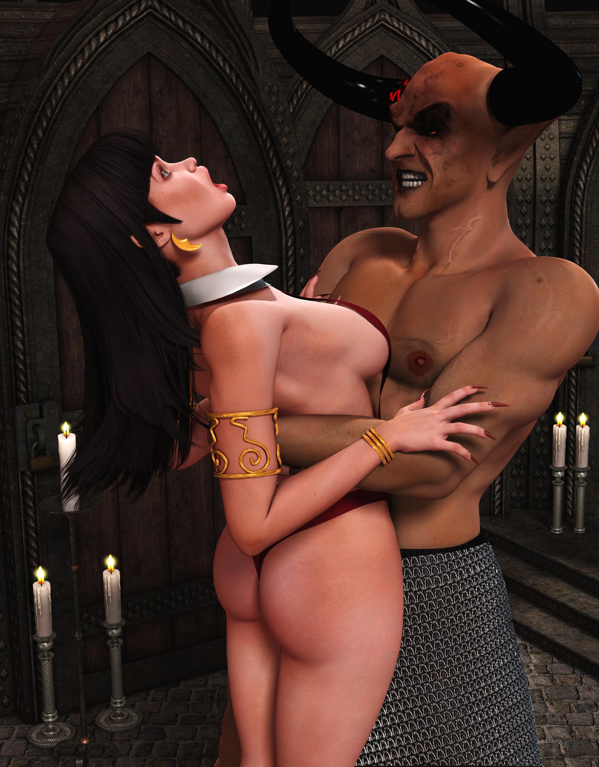 VAMPIRELLA: DemonHug