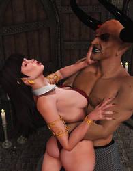 VAMPIRELLA: DemonHug (2)