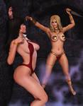 VAMPIRELLA: The Blood Red Queen of Hearts