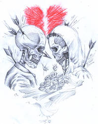 One of us is the killer by Angel6fdeath