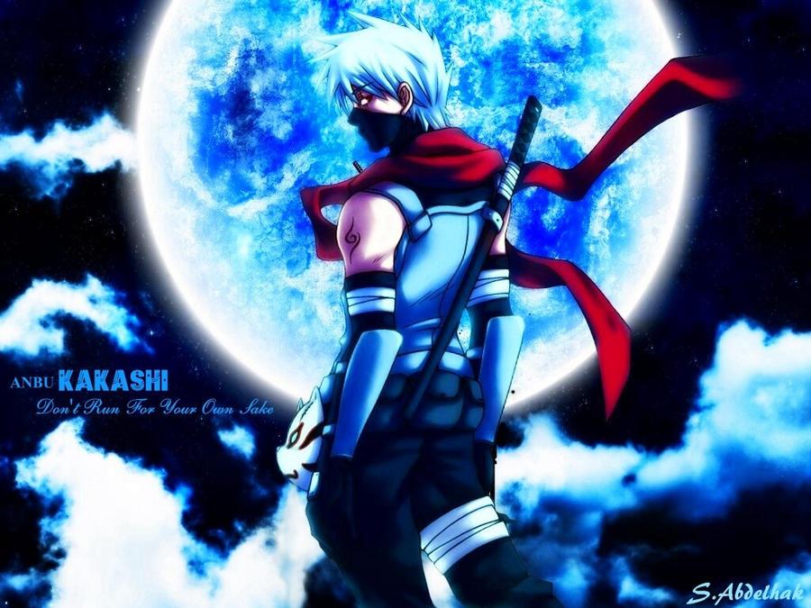 Kakashi Wallpaper By Ultimatevampire320