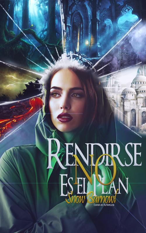 Rendirse No es el Plan | Book Cover 2 by AlHopeless