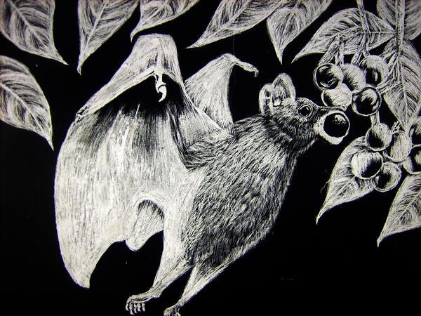 Fruits of the Night by KayKayBanana