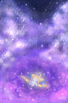 Jirachi (Wish) by Inkfy