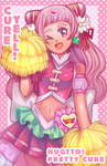 Hugtto! Pretty Cure - Cure Yell