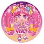 Cure Star - Star Twinkle Pretty Cure