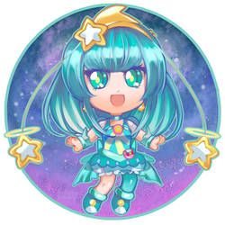 Cure Milky - Star Twinkle Pretty Cure