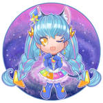 Cure Cosmo - Star Twinkle Pretty Cure
