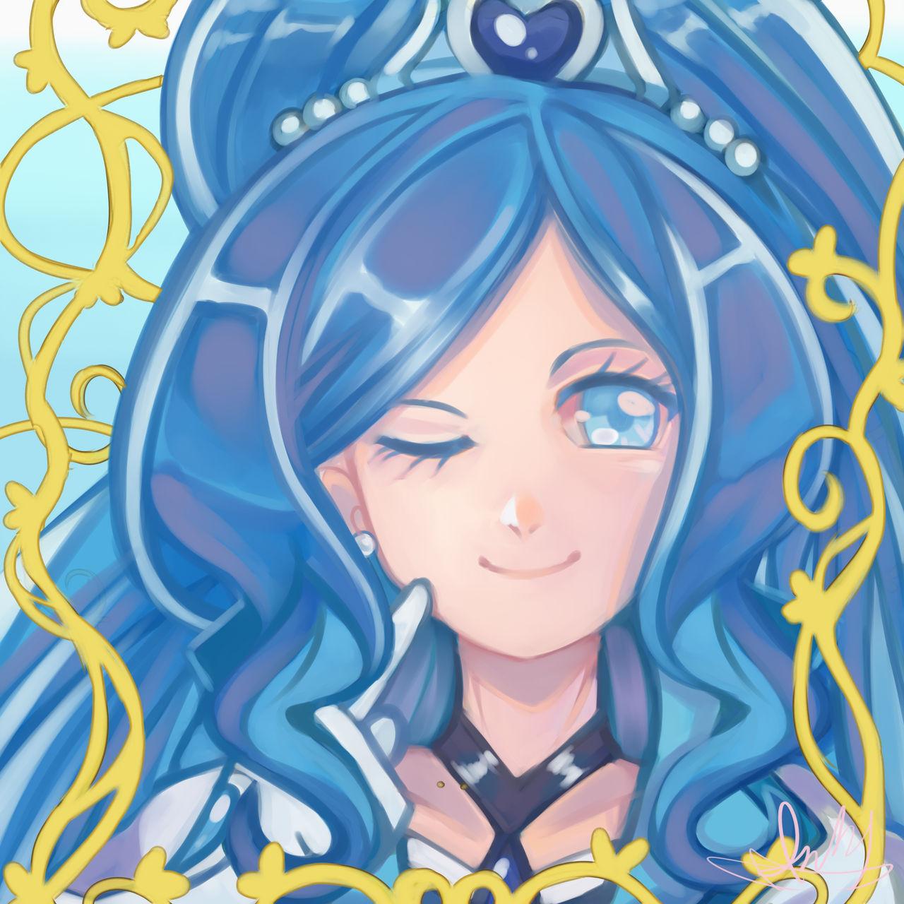 Cure Fontaine - Healin' Good Pretty Cure
