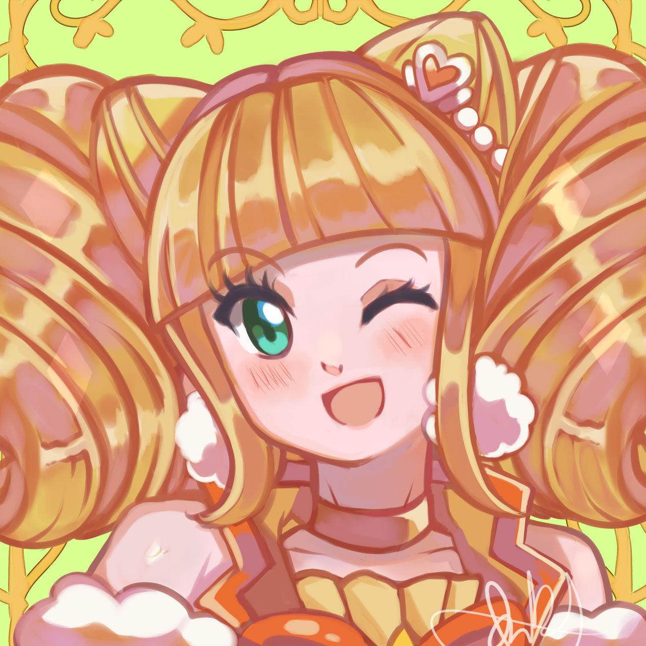 Cure Sparkle - Healin' Good Pretty Cure