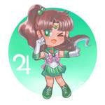 Sailor Moon Chibis - Sailor Jupiter