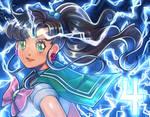Sailor Jupiter - [Fanart]