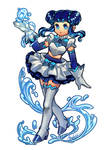 [+Video] Pearl Voice Sapphire (My Magical Girl OC)