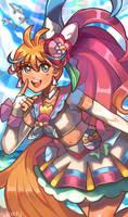 Cure Summer - [Fanart]