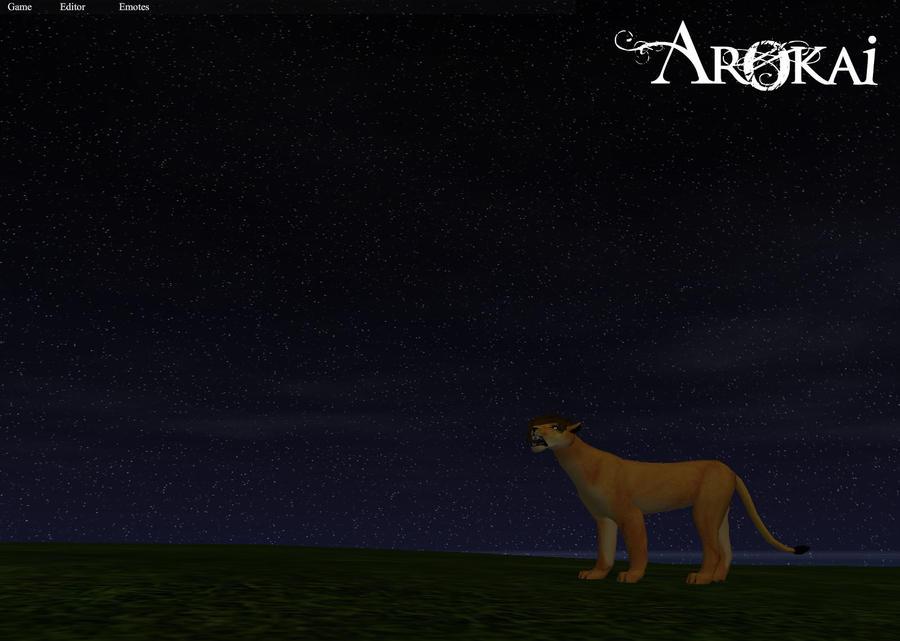 Aro'kai's sudden death.