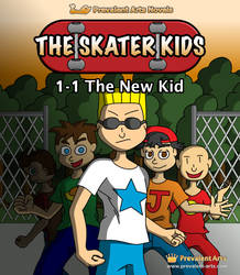 The Skater Kids 1-1 Cover Image