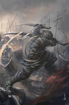 GhostBlade: Battle of Dark Mountain