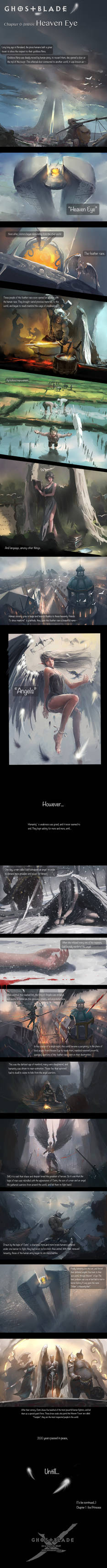 GhostBlade - Chapter 0 (Intro) : Heaven Eye