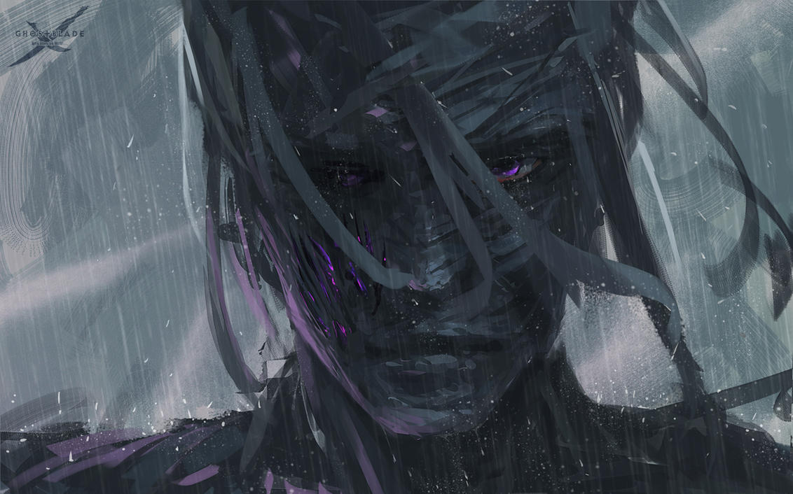 Pubg By Sodano On Deviantart: GhostBlade By Wlop On DeviantArt