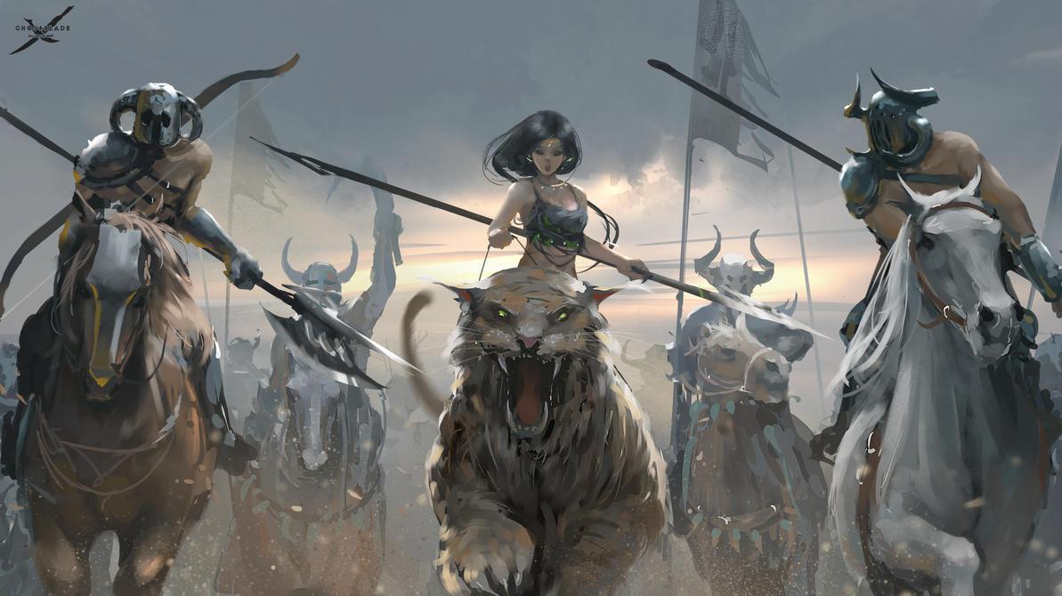 https://pre00.deviantart.net/5a41/th/pre/i/2015/157/0/d/battle_by_wlop-d8w7pvt.jpg