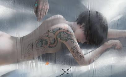 Tattoo by wlop