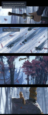 GhostBlade Chapter 7: Heaven Sword (page 6)